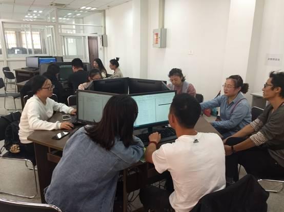 校第四届技能大赛系列报道之信息系VR比赛