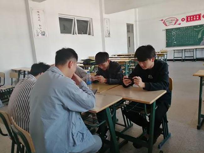 信息工程学院第一届王者荣耀新生杯总决赛成功举办
