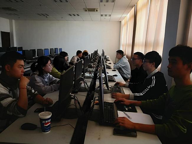 计算机科学协会交流课